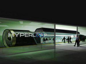 hyperloop press release