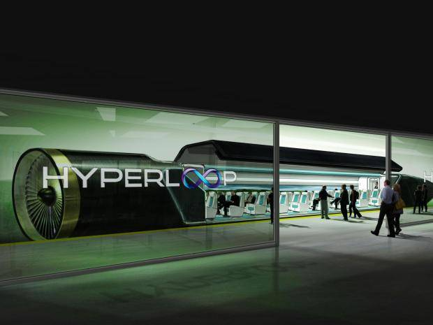 hyperloop press release