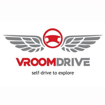 Vroom Drive Logo