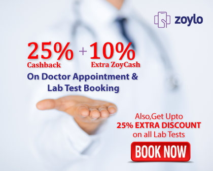 Zoylo CASHBACK Offer