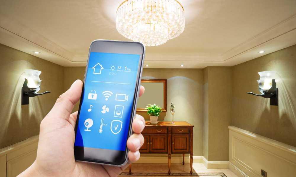Wireless Smart Lighting Control