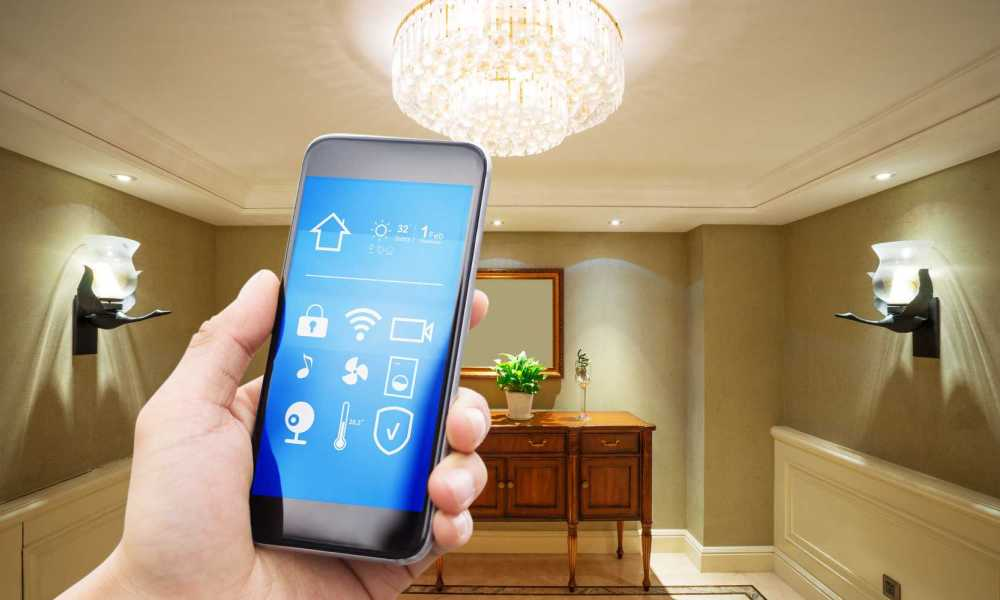 Wireless Smart Lighting Control