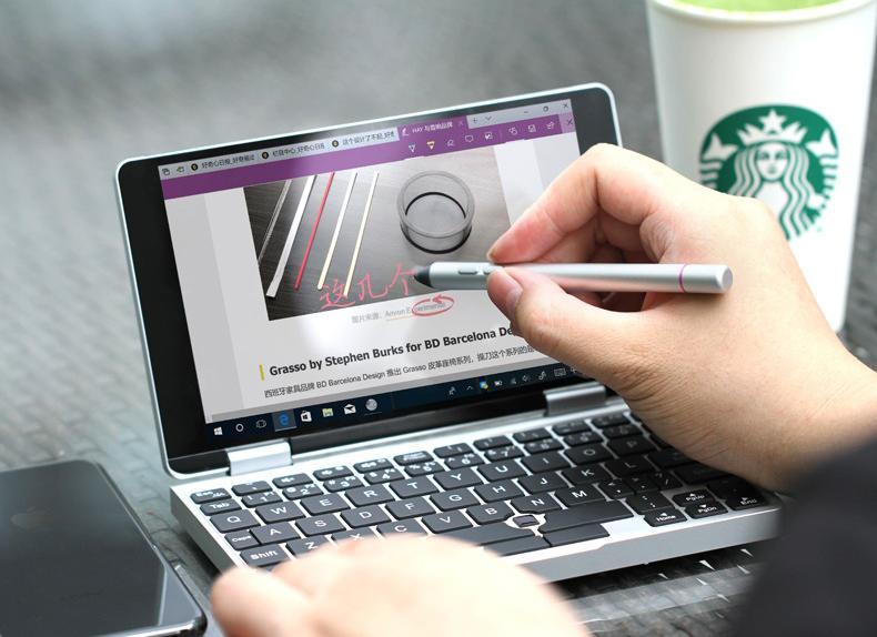 OneMix Yoga Pocket Laptop