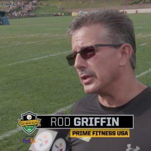 PRIME Fitness President, Rod Griffin