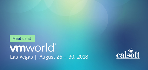 Calsoft Announces Its Presence at VMworld 2018