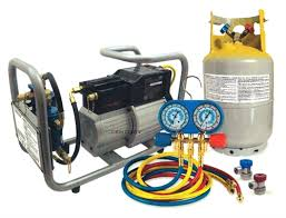 Refrigerant Recovery System