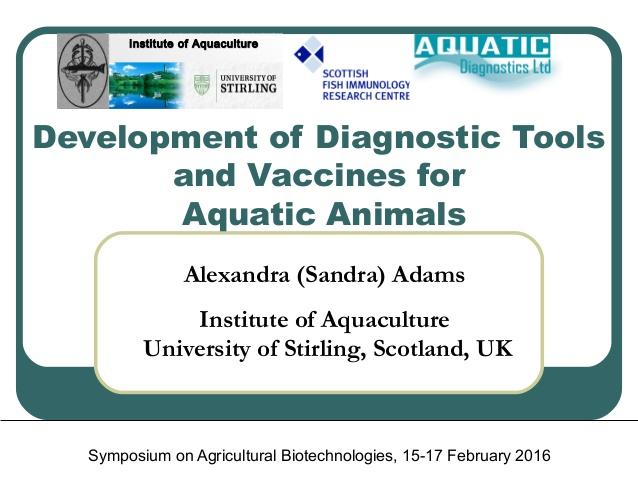 Chinese Aquatic Vaccine Industry