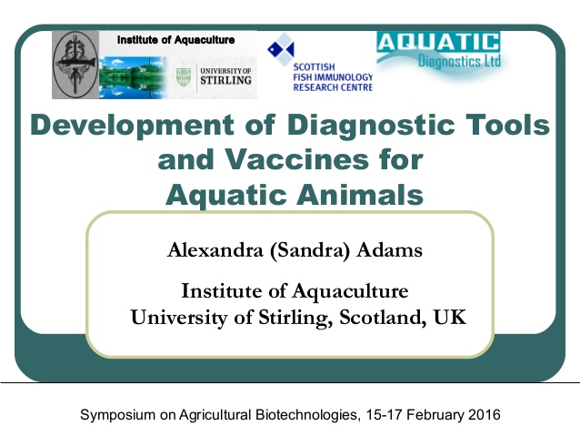 Chinese Aquatic Vaccine Industry
