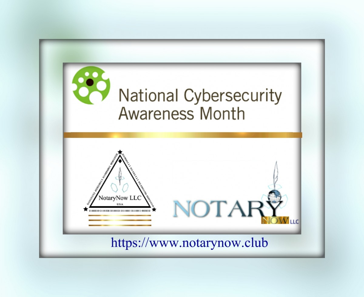 Cybersecurity Awareness Month 2018