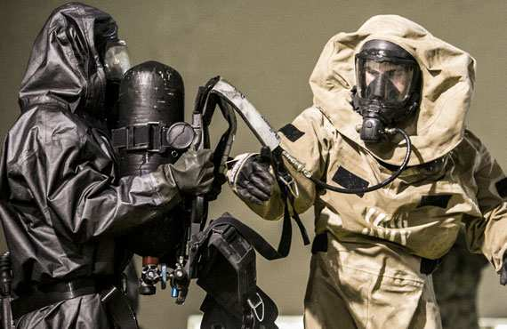 CBRNE Detection Equipment Market
