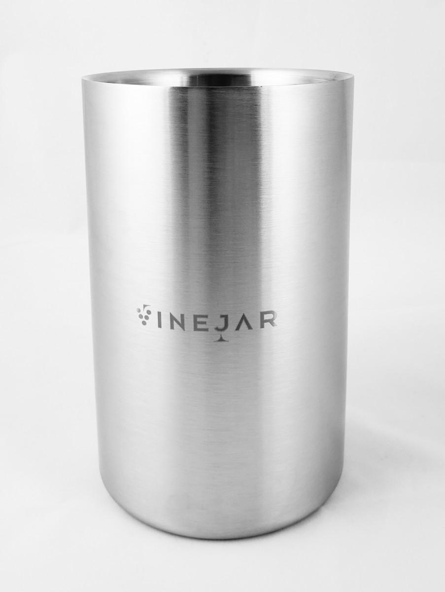 stainless steel wine chiller