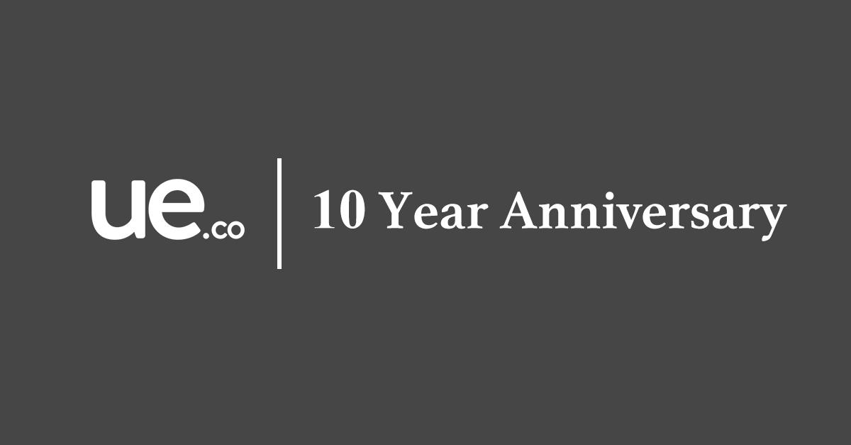 Insurtech Company UE.co - 'Underground Elephant' - Celebrates 10-Year Anniversary
