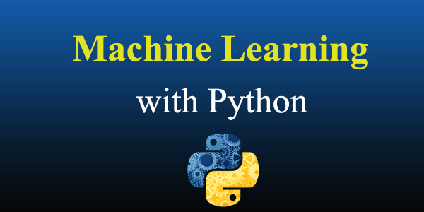 1 Machine Learning with Python