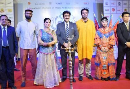 Delhi International Arts Festival Opened At Marwah Studios