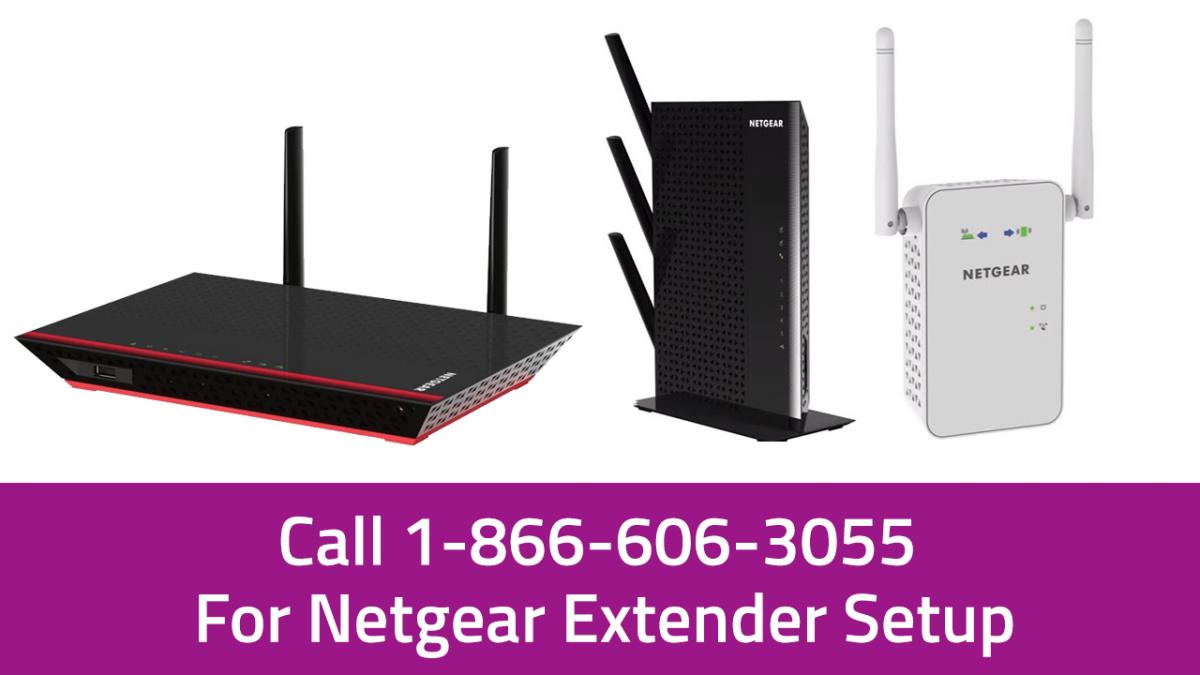 Netgear Extender Setup Support