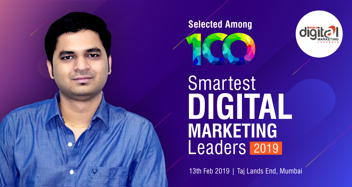 100 SMARTEST DIGITAL MARKETING LEADERS