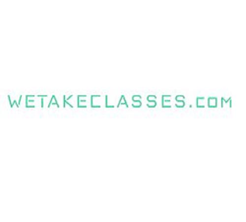 WETAKE CLASSES