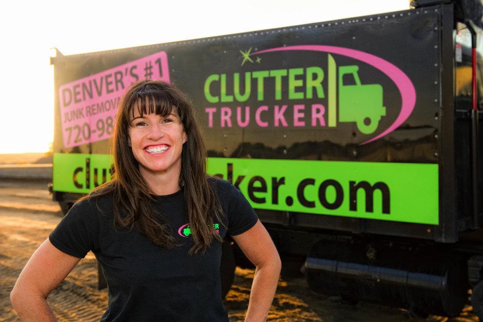 Clutter Trucker