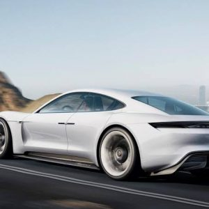 electric sports cars