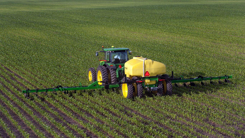 Fertilizer Applicator