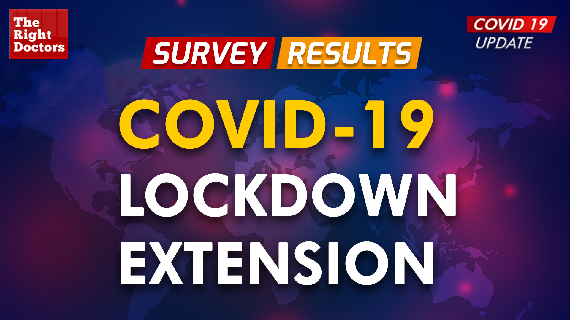Covid-19 Extension Survey Results