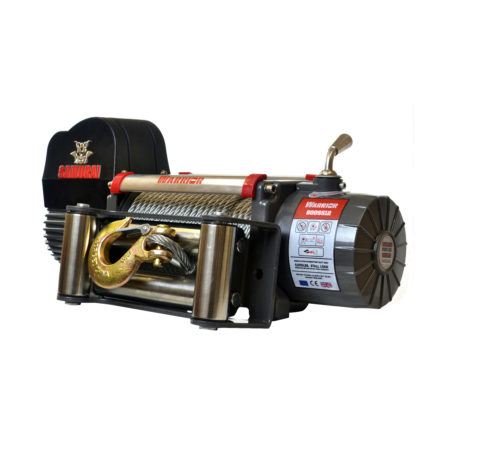 Car Winch From Bishop